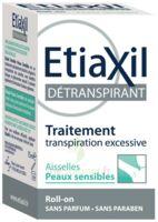 Etiaxil Aisselles Détranspirant Peau Sensibles Roll-on/15ml à BRIÉ-ET-ANGONNES