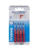 Inava Brossettes Mono-compact Rouge Iso 4 1,5mm à BRIÉ-ET-ANGONNES