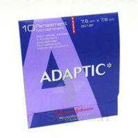 Adaptic, 10 Cm X 10 Cm , Bt 10 à BRIÉ-ET-ANGONNES