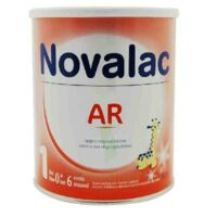 Novalac Ar 0-6 Mois Lait En Poudre Antirégurgitation B/800g à BRIÉ-ET-ANGONNES