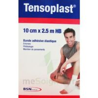 Tensoplast Hb Bande Adhésive élastique 10cmx2,5m à BRIÉ-ET-ANGONNES