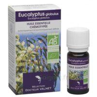 Docteur Valnet Huile Essentielle Bio, Eucalyptus Globulus 10ml à BRIÉ-ET-ANGONNES