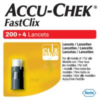 Accu-chek Fastclix Lancettes B/204 à BRIÉ-ET-ANGONNES