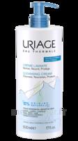 Uriage Crème Lavante Visage Corps Cheveux Fl Pompe/500ml à BRIÉ-ET-ANGONNES