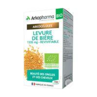 Arkogélules Levure De Bière Revivifiable Bio Gélules Fl/150 à BRIÉ-ET-ANGONNES