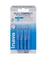 Inava Brossettes Mono-compact Bleu Iso 1 0,8mm à BRIÉ-ET-ANGONNES