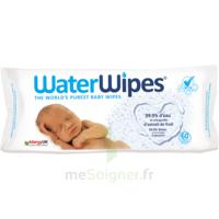 Waterwipes Lingette Nettoyante Bébé B/60 à BRIÉ-ET-ANGONNES