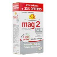 Mag 2 24h Comprimés Lp Nervosité Et Fatigue B/45+15 Offert à BRIÉ-ET-ANGONNES