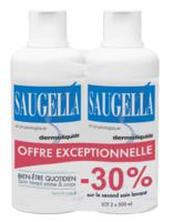 Saugella Emulsion Dermoliquide Lavante 2fl/500ml à BRIÉ-ET-ANGONNES
